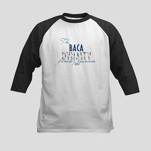BACA dynasty Kids Baseball Jersey