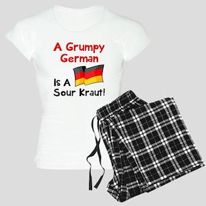 Grumpy German Women's Light Pajamas