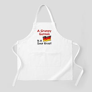 Grumpy German Apron