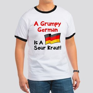 Grumpy German Ringer T