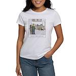 Easy Dog Training Women's Classic White T-Shirt
