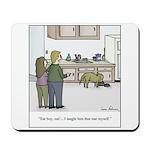 Easy Dog Training Mousepad