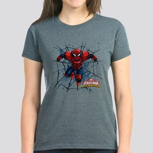 Spyder Knight Web Women's Dark T-Shirt