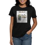 Easy Dog Training Women's Dark T-Shirt