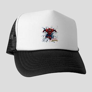 Spyder Knight Web Trucker Hat