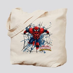 Spyder Knight Web Tote Bag