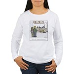 Easy Dog Training Women's Long Sleeve T-Shirt