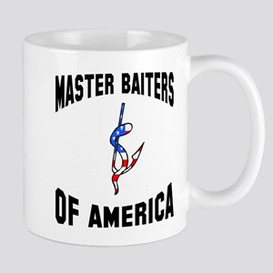 Master Baiters of America Mug