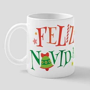 Feliz Navidad Christmas Mugs