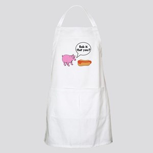 Bob is that you? Apron