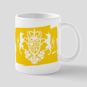 Unicorn_Emblem Mug