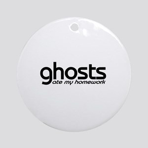 ghost stories Ornament (Round)