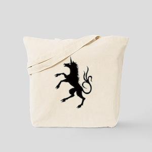 Unicorn_Emblem Tote Bag