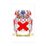 Gilbertson Sticker (Rectangle 50 pk)