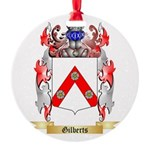 Gilberts Round Ornament