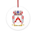 Gilberton Ornament (Round)
