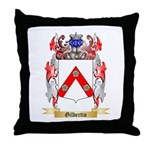 Gilbertin Throw Pillow