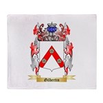 Gilbertin Throw Blanket