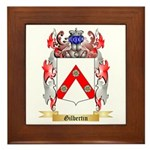 Gilbertin Framed Tile