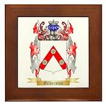 Gilberston Framed Tile