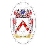 Gilbers Sticker (Oval 50 pk)