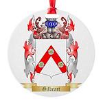 Gilbeart Round Ornament