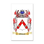 Gilbeart Rectangle Car Magnet