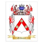 Gilbeart Small Poster
