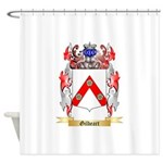 Gilbeart Shower Curtain