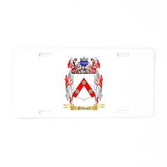 Gilbeart Aluminum License Plate
