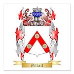 Gilbart Square Car Magnet 3