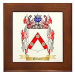 Gilbart Framed Tile