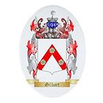 Gilbart Ornament (Oval)