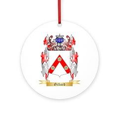 Gilbard Ornament (Round)