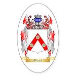 Gijzen Sticker (Oval 10 pk)