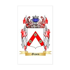 Gijsen Sticker (Rectangle)