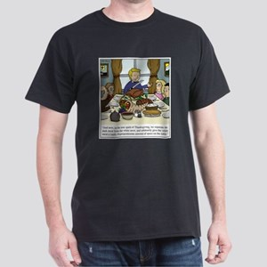 Spirit of Thanksgiving Dark T-Shirt