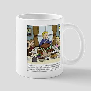 Spirit of Thanksgiving 11 oz Ceramic Mug