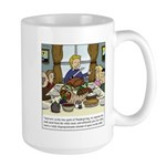Spirit of Thanksgiving 15 oz Ceramic Large Mug