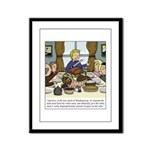 Spirit of Thanksgiving Framed Panel Print