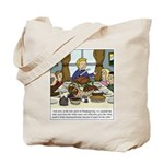 Spirit of Thanksgiving Tote Bag