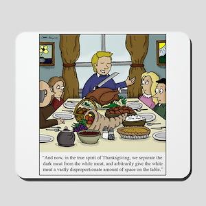 Spirit of Thanksgiving Mousepad