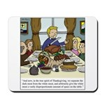 Spirit of Thanksgiving Mousepad