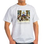 Spirit of Thanksgiving Light T-Shirt