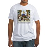 Spirit of Thanksgiving Fitted T-Shirt