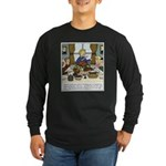 Spirit of Thanksgiving Long Sleeve Dark T-Shirt
