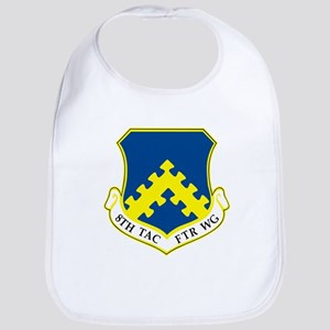 8th Tactical Fighter Wing Bib