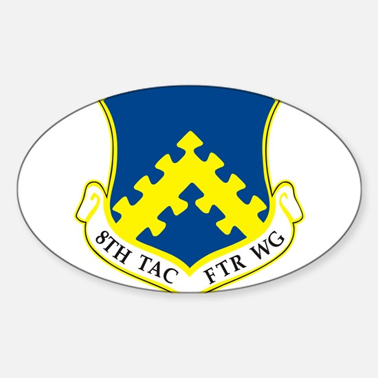 8th Tactical Fighter Wing Decal