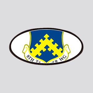8th Tactical Fighter Wing Patches