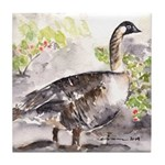 Nene - Hawaiian Goose Tile Coaster